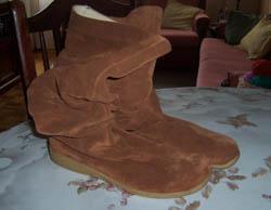 Tere en la zapatería: Bota fea, bota fea, bota fea, oh, una colección preciosa :P